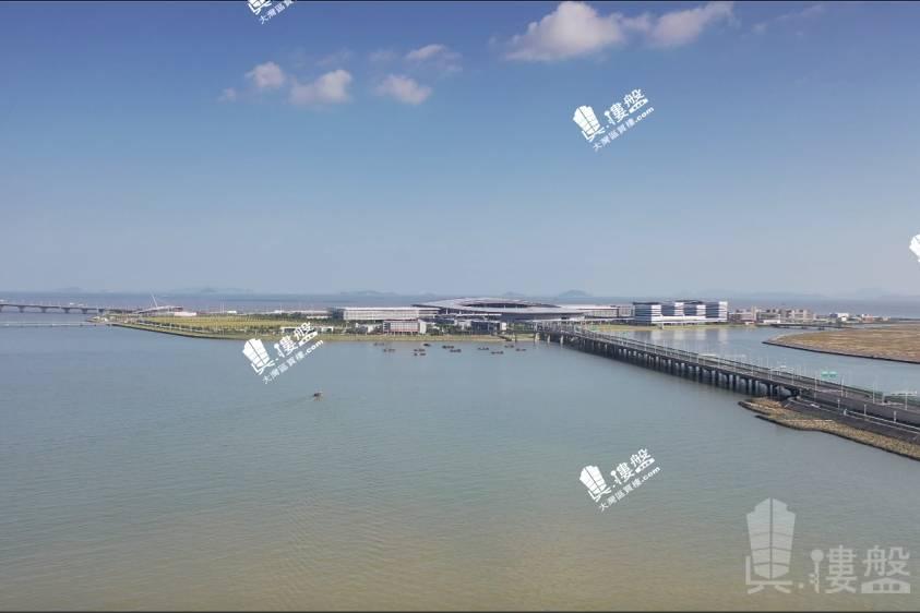 珠海區核心地段 港珠澳大橋出入口 千億配套