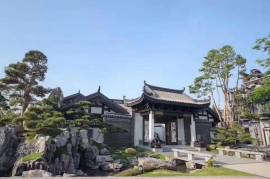香洲埠|前後花園四合院|香港人盡享退休生活