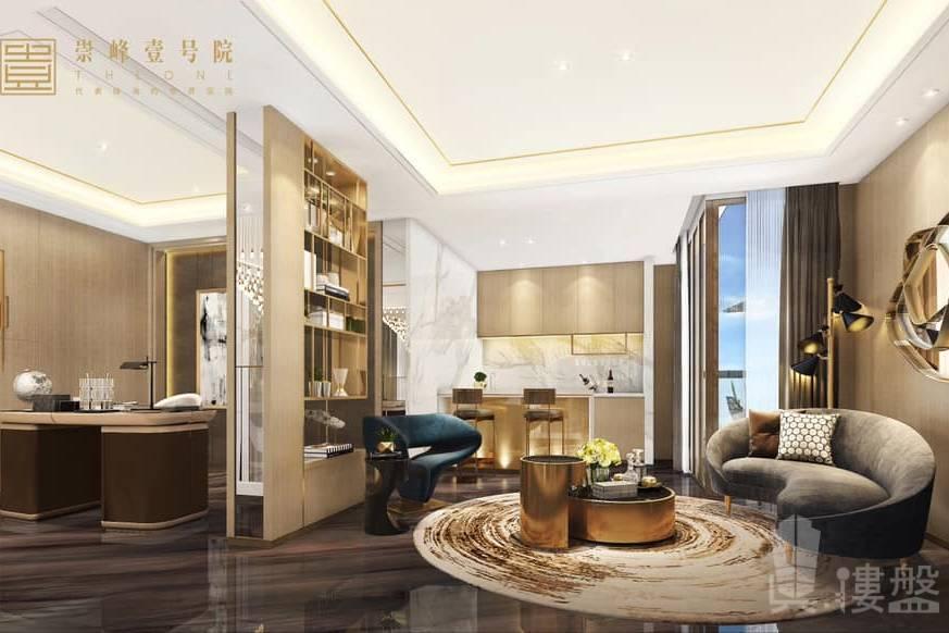 珠海豪宅典範 航空新城頂級純住宅