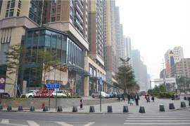 壹城中心_深圳 首期5萬(減) 香港高鐵17分鐘直達 深圳龍華地鐵市中心 (實景航拍)