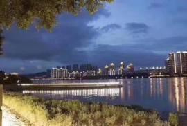 中山維多利亞港 一線江景臨街地鋪 荀價900呎 送兩個車位!