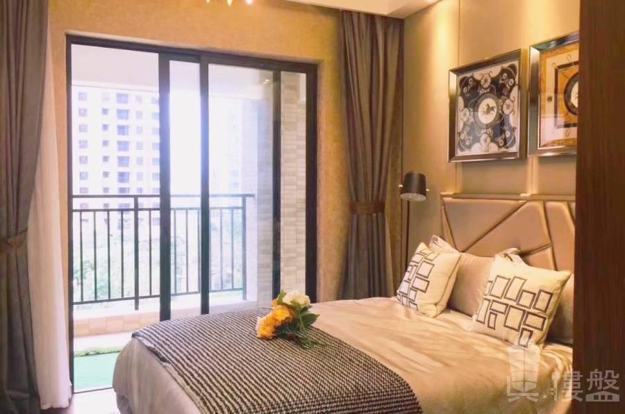中山市區核心 地鐵上蓋 首期20萬買現樓3房