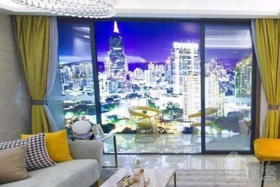 高鐵上蓋物業 港人火爆項目 26萬首期買3房