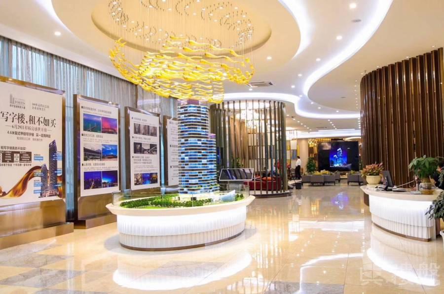 深宇富通|珠海拱北關口|鐵路沿線物業|香港銀行按揭 (實景航拍)