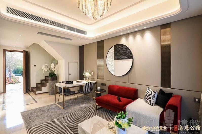 逸璟公館|首期20萬|橫琴維多利亞港|濱海江長廊 香港銀行按揭