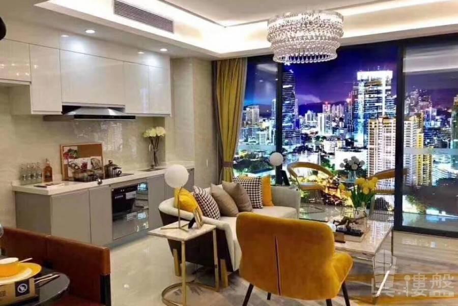 中山明星盤 肥媽推薦首期15萬 月供2000 45分到西九龍