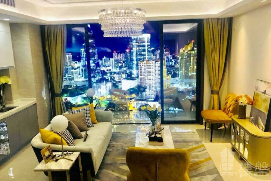 海雅繽紛城|首期10萬|高鐵上蓋|直達香港西九龍 (實景航拍)