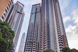 寶生Midtown_深圳 首期30萬(減) CBD巔峰複式 核心地段 鐵路沿線 (實景航拍)