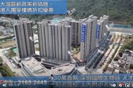花樣年家天下_深圳 首期5萬(減) 總價250萬 大型商場屋苑 香港銀行按揭 (實景航拍)