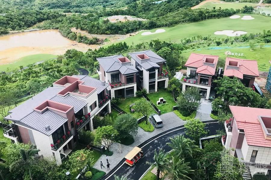 中國馬爾代夫 首期16萬 一線高爾夫 湖景 山景精裝