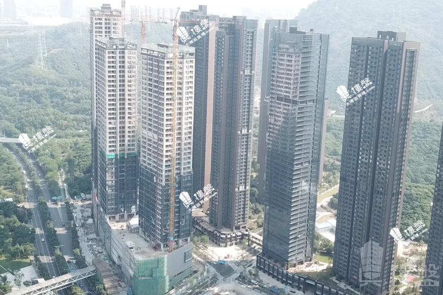 香港高鐵17分鐘直達 深圳矽谷 雙高鐵樞紐核心 地鐵口無縫接駁