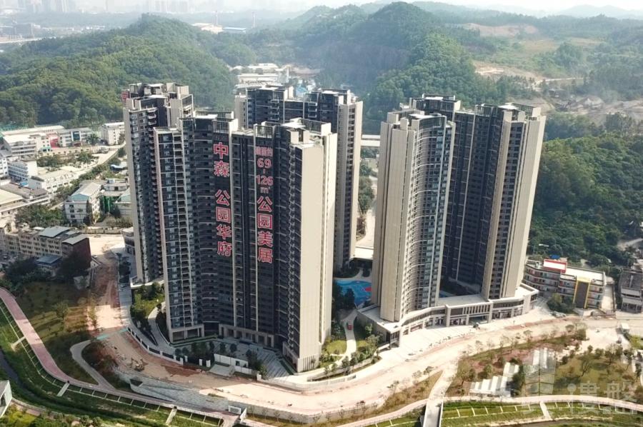 香港高鐵17分鐘直達 市區物業 廣東省一級名校網