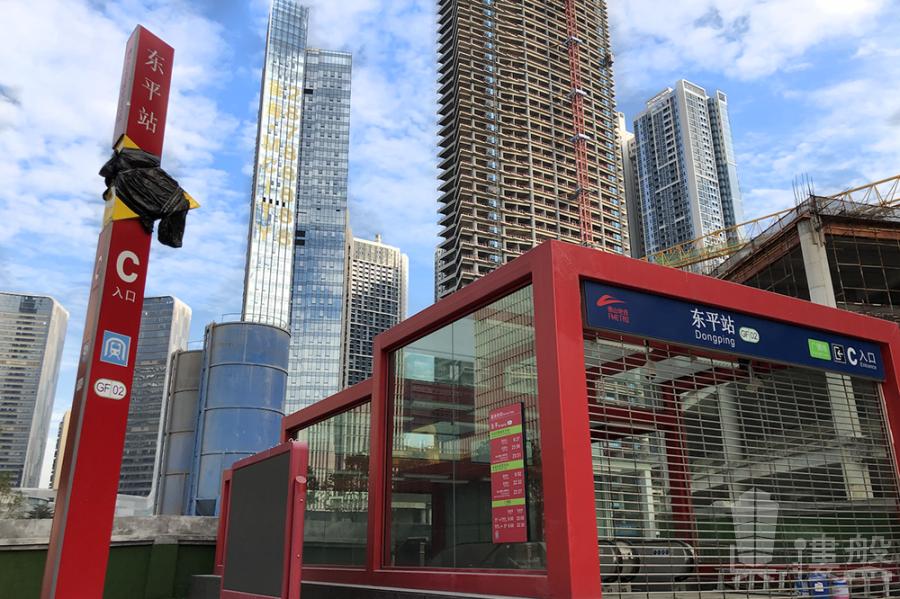 香港高鐵1小時直達 地鐵上蓋
